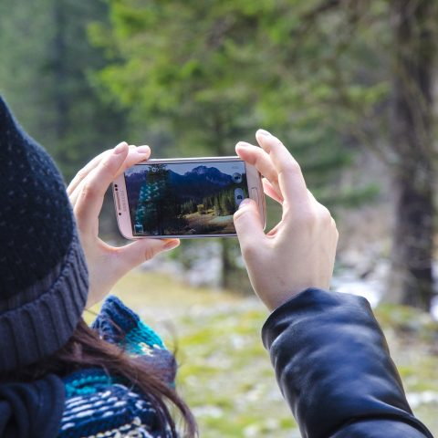 Controlling the Camera on Your Mobile Device for the Beginner
